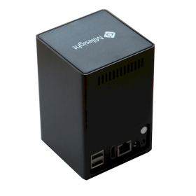 Milesight MS-N1009-UT Mini Tower NVR 9- kanaals 4K HDMI-out