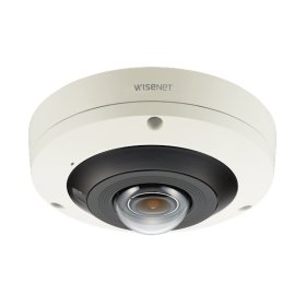 Hanwha Techwin PNF-9010R 12MP 4K IR Indoor Vandal Fisheye