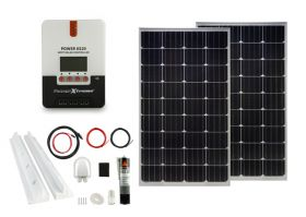 Power XS20 Solar MPPT 200W Package (1200x540x30)
