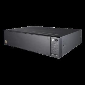 Hanwha Techwin PRN-4011 64 kanaals 4K 400Mbps H.265 NVR