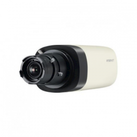 Hanwha QNB-6000 2MP Box Camera excl. lens