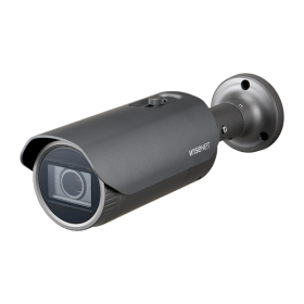 Hanwha QNO-8080R 5MP IR Bullet 3.2-10mm Black