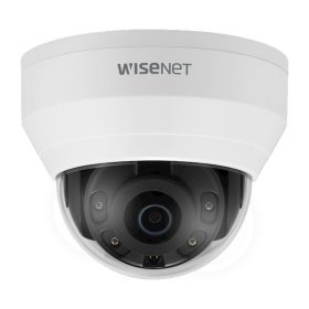 Hanwha Techwin QNV-8010R 5MP IR Outdoor Vandal Dome 2.8mm