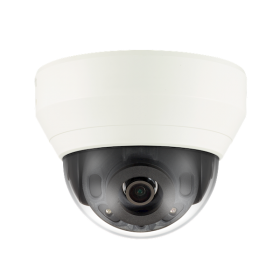Hanwha Techwin QNV-8030R 5MP IR Outdoor Vandal Dome, 6mm