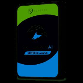 Seagate SKYHAWK AI 18TB 3.5IN 6GB/S SATA 256MB 24X7