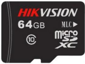 Hikvision DS-UTF64GI-H1 64GB SD Card (microSDHC) klasse 10 25MB/s lezen en 20MB/s schrijven