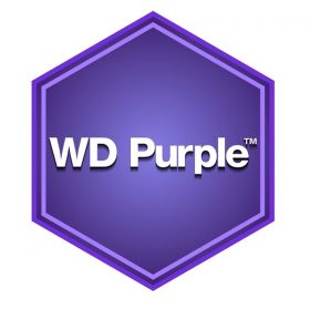 WD Purple SATA 2TB