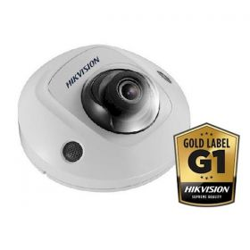 Hikvision DS-2CD2555FWD-I 5MP 4mm Gold Label Mini Dome WDR 10m IR