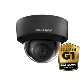 Hikvision DS-2CD2145FWD-I Zwart 4MP 2.8mm 30m IR WDR Ultra Low Light