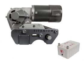 Titanium with PowerXtreme X10 Mover