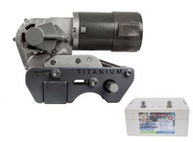 Titanium with PowerXtreme X20 Mover