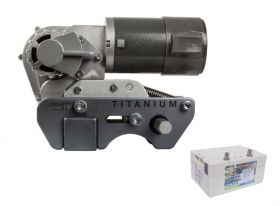 Titanium with PowerXtreme X30 Mover
