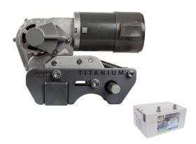Titanium with PowerXtreme X30 Mover
