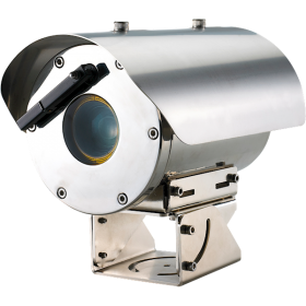 Hanwha Techwin 2MP Explosion Proof Camera 32x Zoom TNO-6320E