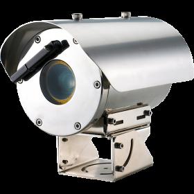 Hanwha Techwin 2MP Explosion Proof Camera 32x Zoom TNO-6320E