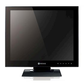 "U-19 Neovo 19"" 4:3 Monitor VGA DVI 19"" beeldscherm 1280 x 1024 resolutie"