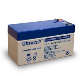 UL1.3-12 Oplaadbare accu 12V 1.3Ah