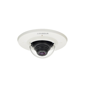 Hanwha Techwin XND-6011F 2MP 2.8mm Flush Mount