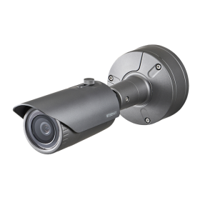 Hanwha XNO-8030R 5MP IR Bullet Black