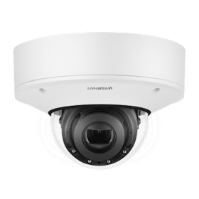 Hanwha XNV-6081R 2MP IR Outdoor Dome Varifocal