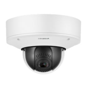 Hanwha XNV-6081Z 2MP Outdoor PTRZ Dome 2.8-12mm varifocal