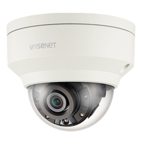 Hanwha Techwin XNV-8020R 5MP 3.7mm IR Outdoor Vandal Dome