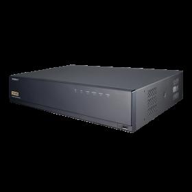 Hanwha Techwin XRN-1610S 16 kanaals 4K 180Mbps PoE+ NVR