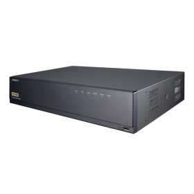 Hanwha Techwin XRN-1610SA 16 kanaals 4K 180Mbps PoE+ NVR