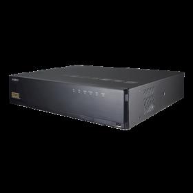 Hanwha Techwin XRN-2011A 32 kanaals 4K 256Mbps NVR w/ RAID5